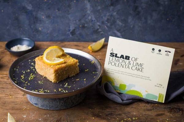 Lemon & Lime Polenta Cake 185g
