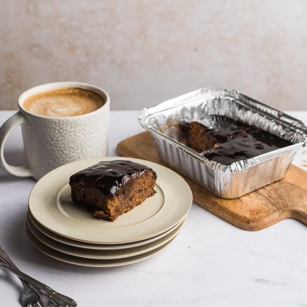 gluten free and vegan sticky toffee pudding
